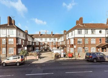 Thumbnail 3 bedroom flat for sale in Fountain Road, London