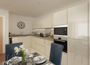 "Thumbnail 2 bed flat for sale in ""Fuchsia House - Plot 26"" at Bessant Drive, Kew, Richmond"
