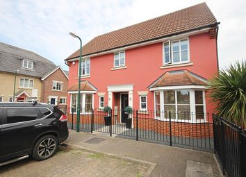 Thumbnail 5 bed detached house for sale in Chestnut Avenue, Great Notley, Braintree