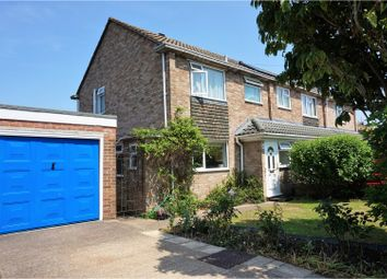 Thumbnail 3 bed semi-detached house for sale in Middleton Gardens, Farnborough