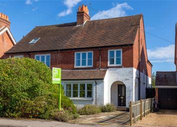 Sturges Road, Wokingham RG40. 3 bed semi-detached house