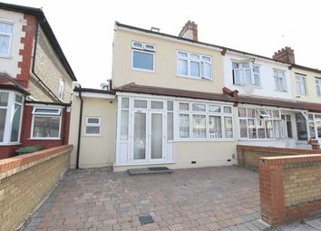 Thumbnail 4 bed end terrace house for sale in Henley Road, Ilford, Essex