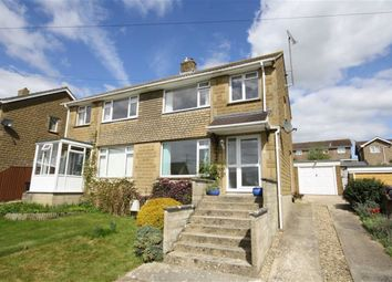Thumbnail 3 bed semi-detached house for sale in Newall Tuck Road, Chippenham, Wiltshire