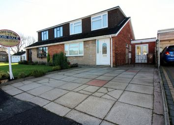 Thumbnail 3 bed semi-detached bungalow for sale in Fenn Rise, Willenhall
