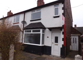Thumbnail 2 bed semi-detached house for sale in Leonard Avenue, Baddeley Green, Stoke-On-Trent, Staffordshire
