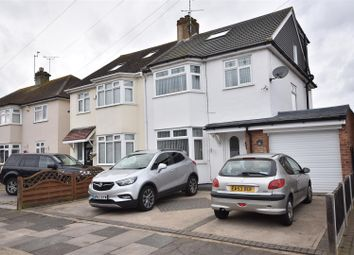 Thumbnail 5 bed semi-detached house for sale in Brendon Way, Westcliff-On-Sea