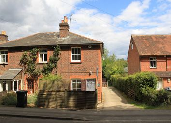 Thumbnail 2 bedroom end terrace house to rent in Camelsdale Road, Haslemere