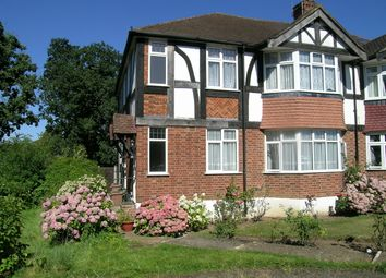 Thumbnail 2 bed maisonette for sale in The Spinney, Cheam