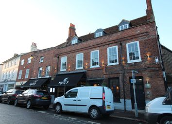 Thumbnail 2 bed flat to rent in Fore Street, Hertford