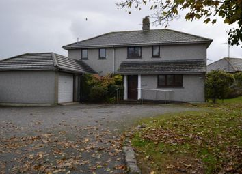 Thumbnail 4 bed detached house to rent in Glebe Crescent, St Issey, Wadebridge, Cornwall