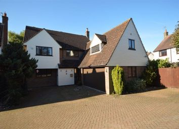 Thumbnail 5 bedroom detached house to rent in High Meadow, Great Dunmow, Essex
