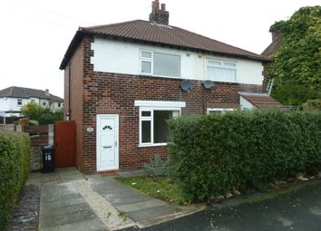 Thumbnail 2 bedroom semi-detached house to rent in Kingsway, Bredbury, Stockport, Cheshire