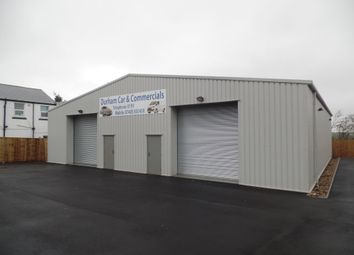 Thumbnail Industrial for sale in Front Street Industrial Estate, Front Street, South Hetton, Durham