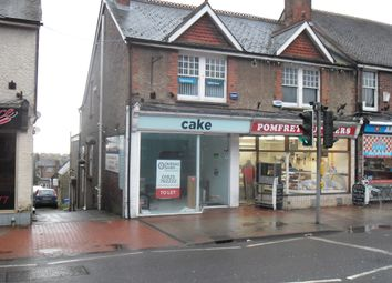 Thumbnail Retail premises to let in High Street, Heathfield