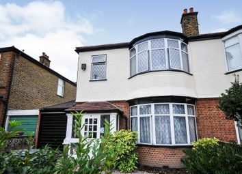 4 bed semi-detached house for sale in Coniston Road, Bromley BR1