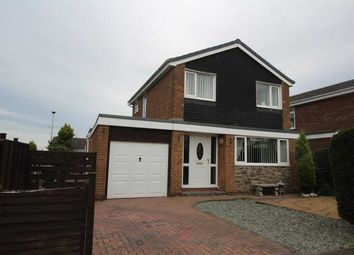 Thumbnail 3 bed detached house for sale in Portland Gardens, Eastfield Chase, Cramlington