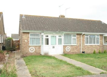Thumbnail 3 bed bungalow to rent in Ashurst Way, East Preston, Littlehampton