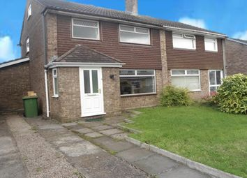 Thumbnail 3 bed property to rent in Colbourne Road, Beddau, Pontyclun