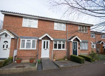 Thumbnail 2 bed terraced house to rent in Millstream Close, Hertford