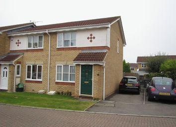 Thumbnail 2 bed terraced house to rent in Stevens Walk, Bradley Stoke, Bristol