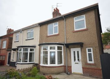 Thumbnail 3 bed semi-detached house for sale in Eastfield Avenue, Monkseaton, Whitley Bay