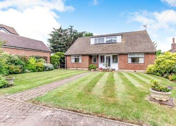 Thumbnail 4 bedroom bungalow for sale in The Downs, Chatham, Kent