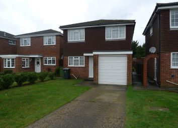 Thumbnail 4 bedroom detached house to rent in Winston Way, Thatcham