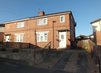Thumbnail 2 bedroom semi-detached house to rent in Northway, Throckley, Newcastle Upon Tyne