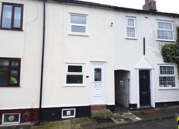 Thumbnail 1 bedroom terraced house for sale in Hulley Road, Macclesfield, Cheshire