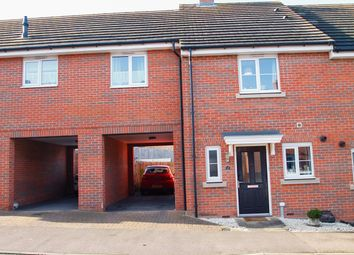 2 bed terraced house for sale in Buzzard Rise, Stowmarket IP14