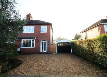 Thumbnail 3 bed semi-detached house to rent in Mayfield Drive, Cuddington, Northwich