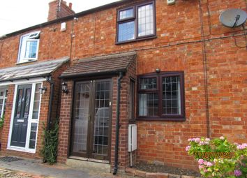 Thumbnail 2 bed terraced house to rent in Mill Road, Kislingbury, Northamptonshire