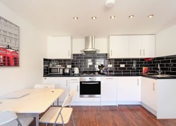 Thumbnail 2 bed flat to rent in Alderbrook Road, Clapham, Clapham