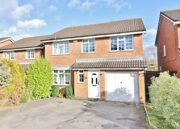 Thumbnail 4 bed detached house for sale in Walker Gardens, Hedge End, Southampton, Hampshire