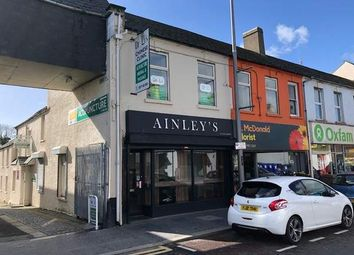 Thumbnail Retail premises for sale in High Street, Newtownards, County Down