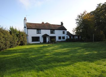 Thumbnail 4 bed detached house for sale in Greenfields Lane, Market Drayton