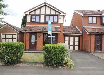 Thumbnail 3 bed detached house for sale in Williamson Lane, Droylsden, Manchester