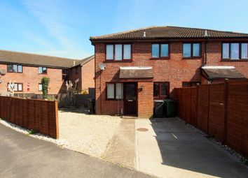 Thumbnail 1 bed semi-detached house for sale in Lime Tree Avenue, Wymondham