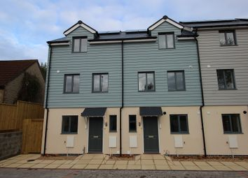 Thumbnail 3 bed town house to rent in Ridgeway Lane, Whitchurch Bristol