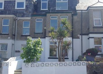 Thumbnail 1 bed flat to rent in Trenance Road, Newquay