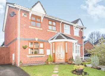 Thumbnail 3 bedroom semi-detached house for sale in Pitcombe Close, Sharples, Bolton