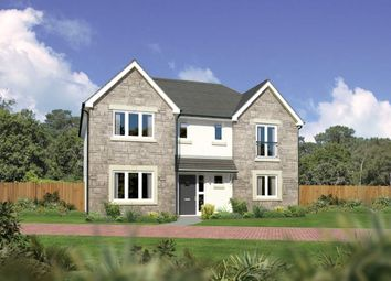 "Thumbnail 5 bed detached house for sale in ""Laurieston"" at Beech Path, East Calder, Livingston"