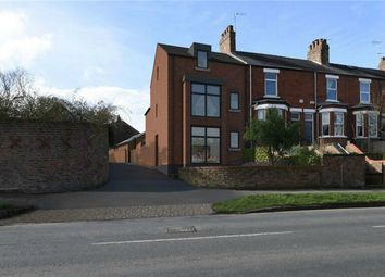 Thumbnail 4 bedroom end terrace house for sale in Huntington Road, Monkgate, York