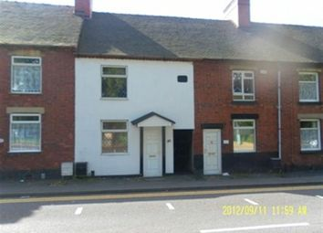 Thumbnail 2 bed property to rent in Watling Street, Wilnecote, Tamworth