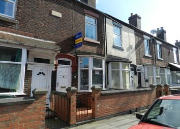 Thumbnail 2 bed terraced house for sale in Campbell Road, Stoke-On-Trent