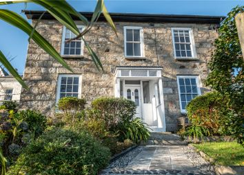 Thumbnail 4 bed semi-detached house for sale in Belmont, Old Paul Hill, Newlyn, Penzance