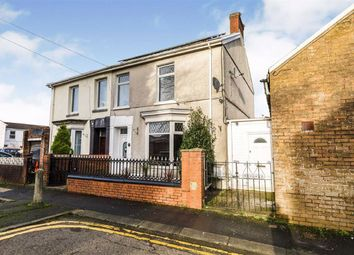 Thumbnail 4 bed semi-detached house for sale in Coldstream Street, Llanelli