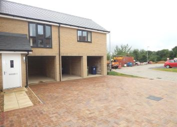 Thumbnail 2 bedroom flat to rent in Gorse Crescent, St. Neots