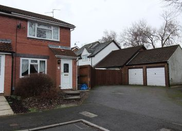 Thumbnail 2 bed end terrace house to rent in Gifford Close, Two Locks, Cwmbran