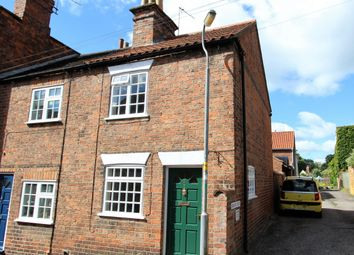 Thumbnail 1 bed end terrace house for sale in Grays Road, Louth